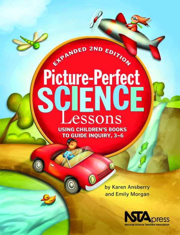 Picture-Perfect Science Lessons Cover